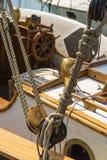 Block tackle knots royalty free stock photo