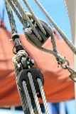 Block and Tackle Royalty Free Stock Photo