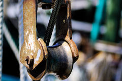 Block & Tackle stock images