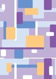 Block tileable background illustration Stock Image