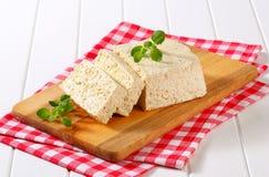 Block of tofu Stock Images