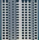 Block von Wohnungen Stockfotografie