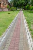 Block walkway Stock Image