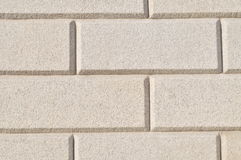 Block wall background Stock Photo