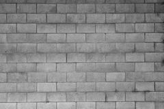 Block wall Royalty Free Stock Image