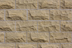 Block Wall Detail Stock Images