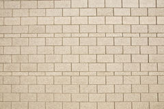 Block Wall for Texture/Background Stock Photography