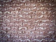 Block walls. Stock Photos