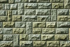 Block-Wand-Hintergrund Stockfotos