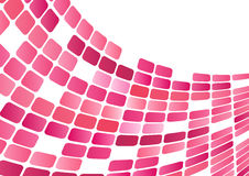 Block wavy Background Royalty Free Stock Images