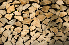 The block-wood Stock Photography