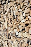Block of wood Royalty Free Stock Photography