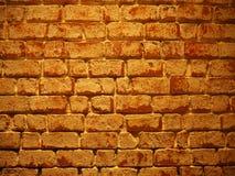 Blockbacksteinmauer Stockfotos