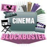 Blockbuster royalty free stock photography