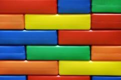 blockbyggande Arkivfoton