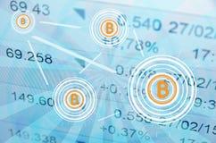 Blockchain Immagine Stock