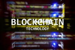 Free Blockchain Technology, Cryptocurrency Mining Royalty Free Stock Images - 119676629
