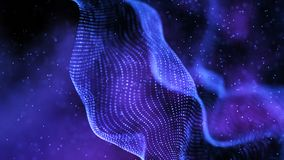 Blockchain teknologibakgrund abstrakt bakgrundsteknologi abstrakt teknologi f?r bakgrundsanslutningsn?tverk Stor datavisualizatio arkivbilder
