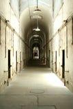 blockera cellfängelset royaltyfria foton
