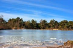 blockerar is Fotografering för Bildbyråer