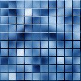 blockerar bluen Arkivbild