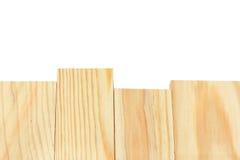blockerar trä Arkivbilder