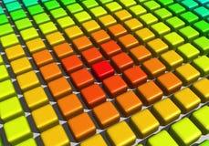 blockfärg vektor illustrationer