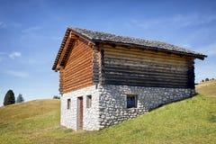 Blockhaus Lizenzfreie Stockbilder