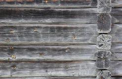 Blockhaus-Detail Lizenzfreies Stockbild