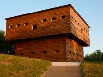 Blockhaus du ` s de Muskegon photo libre de droits