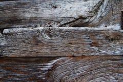 Blockhaus en bois Images libres de droits