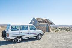 Blockhaus sur Koeelkop dans Carnavon Photo libre de droits