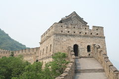 Blockhouse of The Great Wall Royalty Free Stock Image