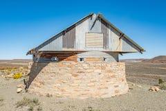 Blockhouse on Koeelkop in Carnavon Stock Images