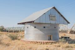 Blockhouse at Rietrivier Stock Photos