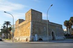 Blockhouse of Sant'Antonio. Bari. Puglia. Italy. Royalty Free Stock Photo