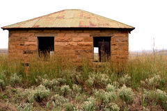 Blockhouse  in South Africa Royalty Free Stock Photography