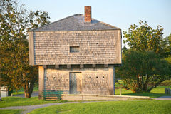 Blockhus för St. Andrews Royaltyfri Fotografi