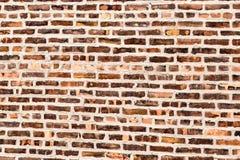 Blockieren Sie Wand, wie in NYC-Haus für Hintergrund gesehen Lizenzfreie Stockfotos