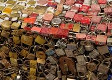 Blockierung von Geheimnissen des Herzens Lizenzfreie Stockbilder