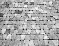 Blockpflastersteine Stockbild