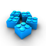 Blocks Stock Image