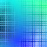 Blocks. Blue glass effect square blocks abstract background design vector illustration