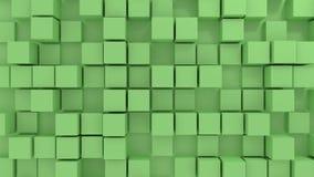 Blocks background. 3d generated background of blocks Stock Image