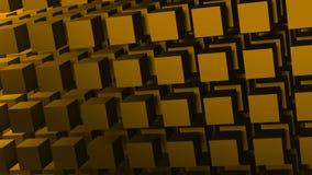 Blocks background. 3d genereated background of blocks Royalty Free Stock Photos