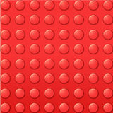 Blocks cercle pattern. Blocks cercle red pattern background Stock Images