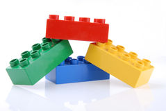 Blocks for children Royalty Free Stock Photography