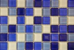 Blocks mosaic. Abstract blocks background (fragment of wall furnish Royalty Free Stock Images