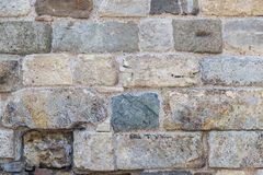 Blocks of stone background Royalty Free Stock Photo