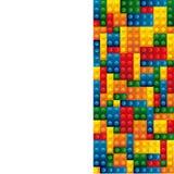 Blocks to build design Stock Photos